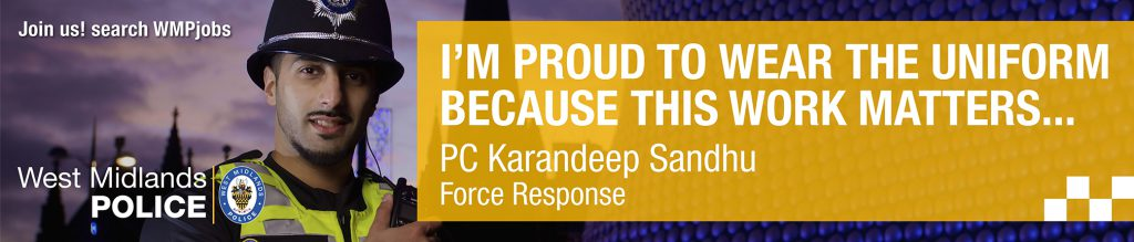 PC Karandeep Sandu - Force Response