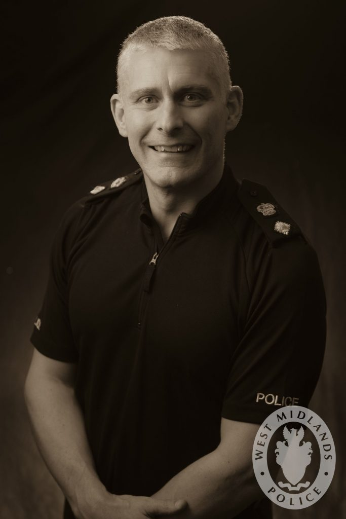 Chief Superintendent Richard Baker
