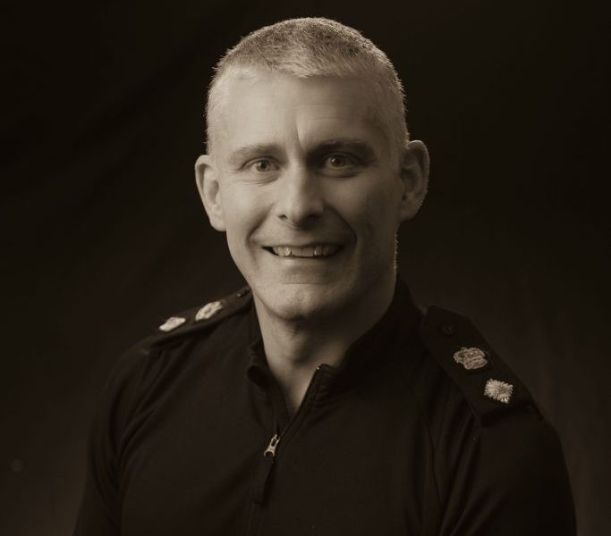 Chief Superintendent Richard Baker