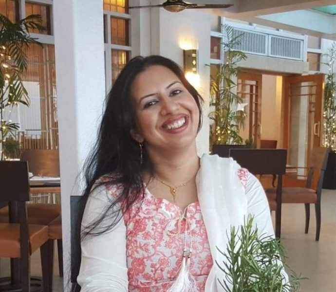 Naila Suleman, our D&I Manager